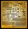 1/35 Jagdtiger Heavy Tank Destroyer Etching Set for Tamiya